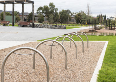 Enhancing active transport and green links